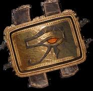 ACO Golden Medjay Badge