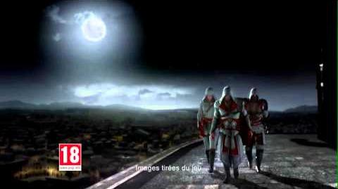 Assassin's Creed Brotherhood - La pub TV