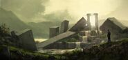 ACR Animus Island concept