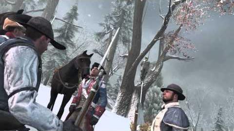 Assassin's Creed 3 - Die Tyrannei von König Washington -- Kräfte-Trailer Wolf DE