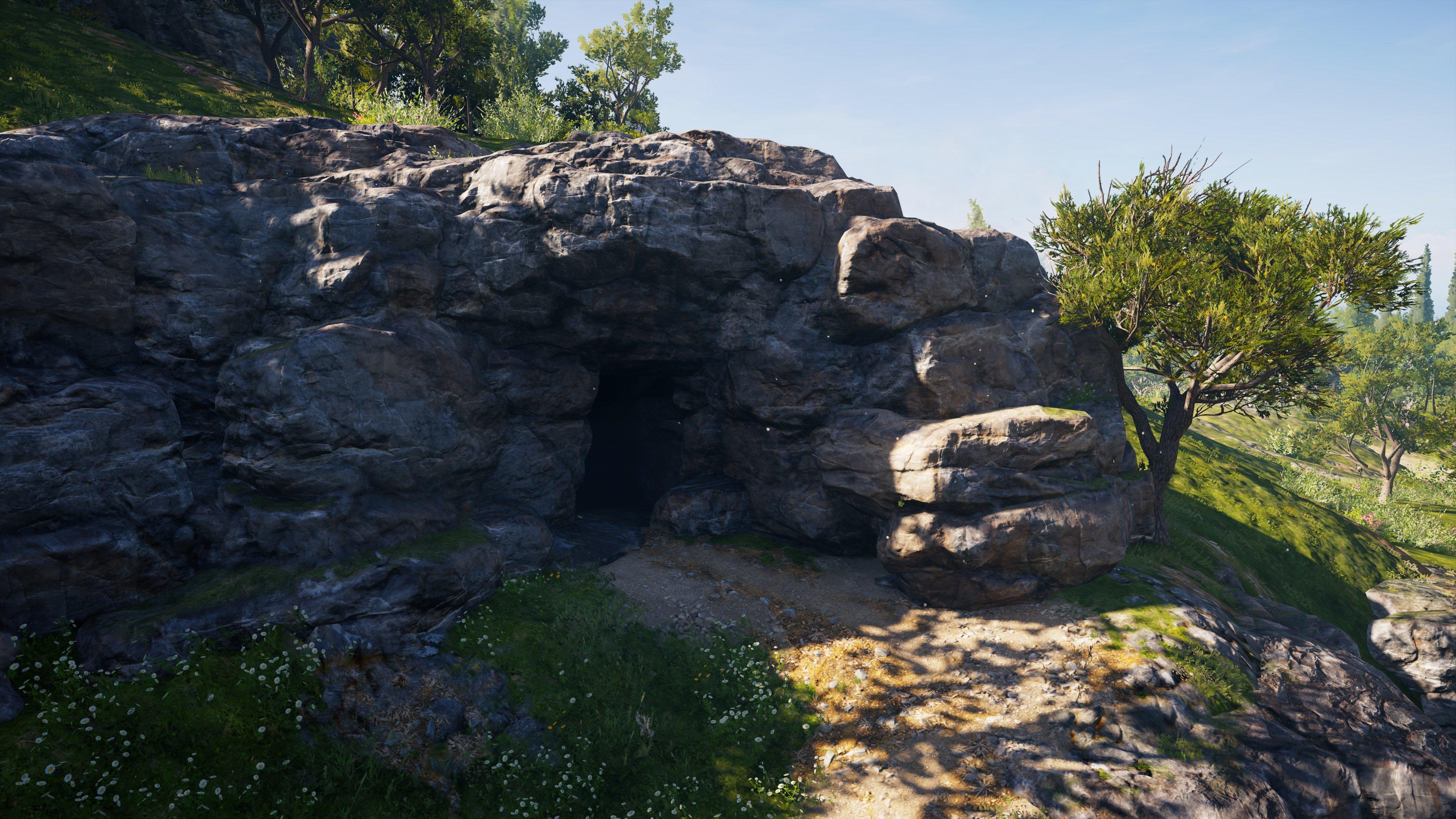 Dibutades Cave
