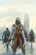 Assassin's Creed Underworld Cover