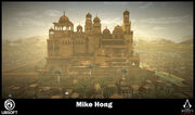 ACC India Ranjit Singh Summer Palace Concept 6