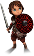 ACReb Wolf Clan Soldier