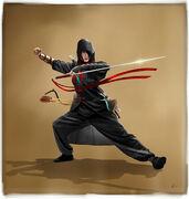 Assassin - Shao Jun - Artwork