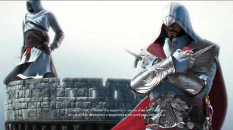 Assassin's Creed III - Desmond - Previously On FR