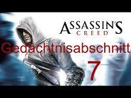 Assassin's Creed 1 - Gedächtnisabschnitt 7