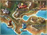 ACAC Mappa del mondo DS