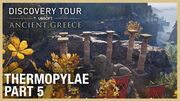 Assassin's Creed Discovery Tour Thermopylae Ep