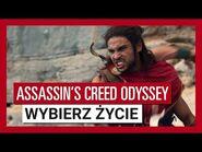 """Assassin's Creed Odyssey – zwiastun aktorski """"Wybierz życie"""" (Bez cenzury)"""