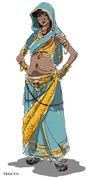 Pyara Kaur - Concept Art
