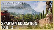 Assassin's Creed Discovery Tour Spartan Education Ep