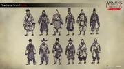 ACC China Wang Yangming Concept Sketches 1