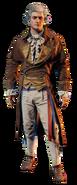 ACU Maximilien de Robespierre render