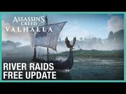 Assassin's Creed Valhalla- River Raids Free Update - Ubisoft -NA-