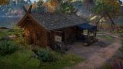 ACV Ravensthorpe - Fishing Hut
