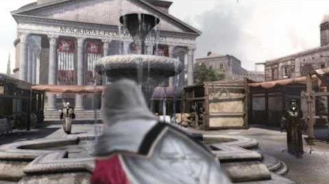 Assassin's Creed Brotherhood - E3 2010 - Trailer Multiplayer