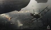 ACS World War I Fighter Jets - Concept Art