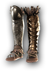 Greaves of the Sphinx