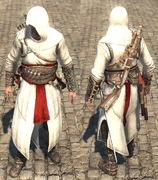 ACRG Altair outfit