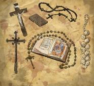 ACU Objets de culte