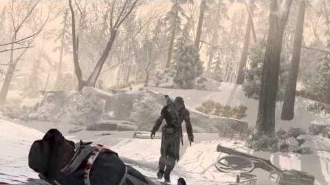Assassin's Creed 3 - La Tyrannie du Roi Washington - Le Pouvoir du Loup FR