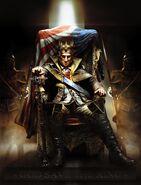 La Tirannia di Re Washington concept art locandina 1