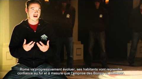 Assassin's Creed Brotherhood -- Journaux de développement 2 -- Frappez en plein cœur de Rome