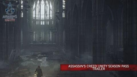Assassin's Creed Unity Season Pass Trailer UK