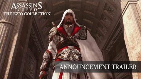 Assassin's Creed The Ezio Collection - Aankondigingstrailer