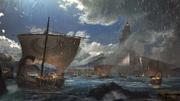 DTAE Siege of Alexandria - Concept Art by Natasha Tan