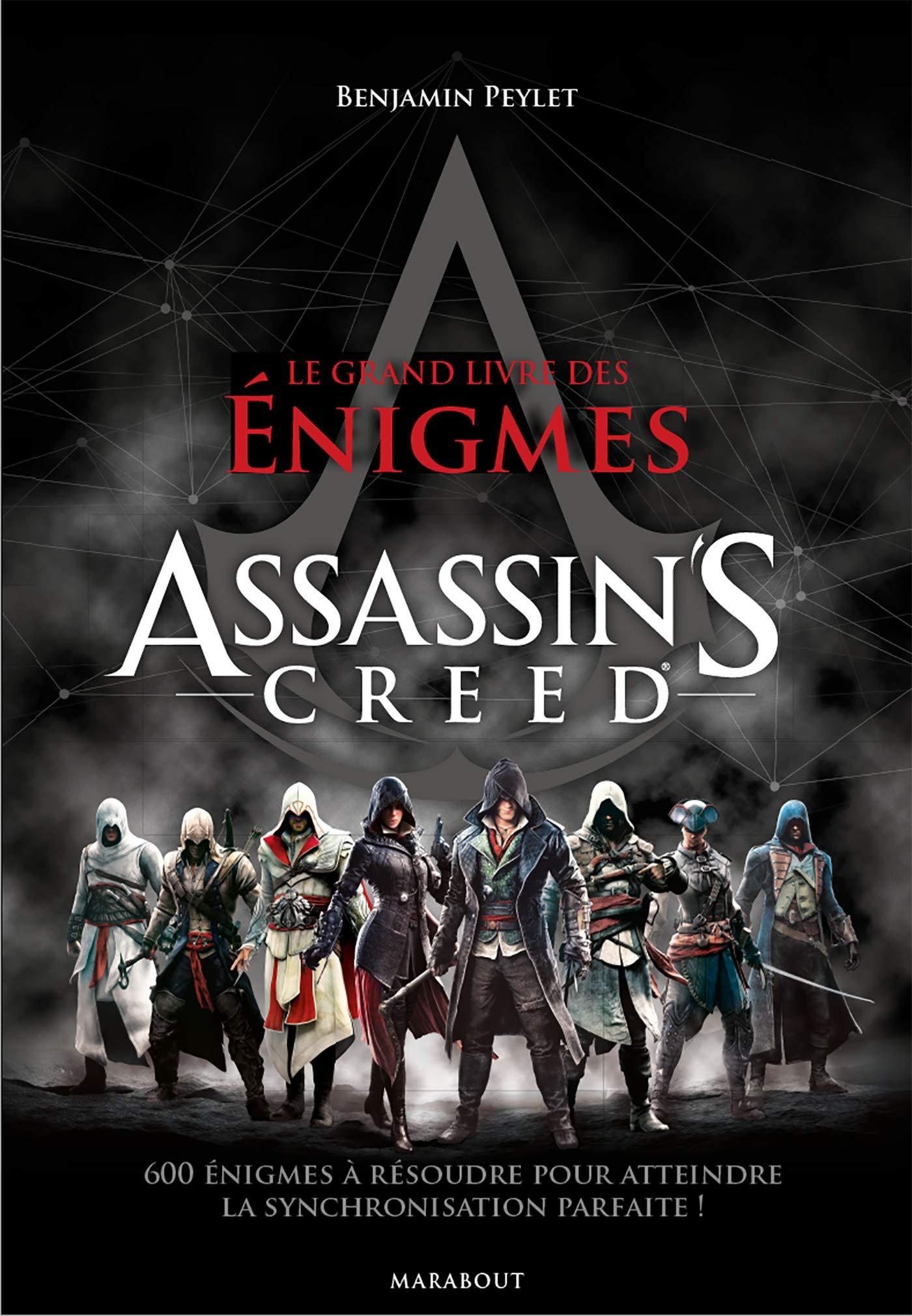 Assassin's Creed: Le grand livre des énigmes