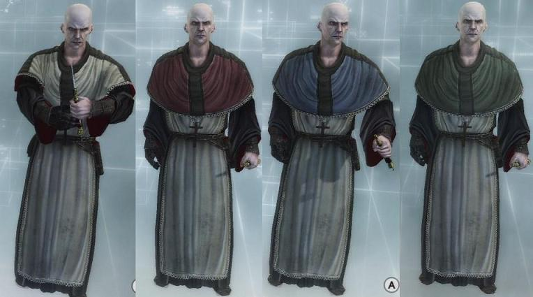 Priest (Animi Avatar)