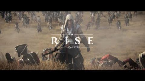 Assassin's Creed 3 - RISE FR