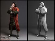 Copernicus character model by Senecal