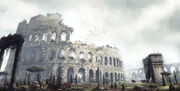 Roma Colosseo Artwork
