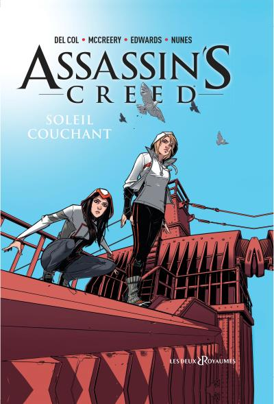 Assassin's Creed Tome 2: Soleil couchant