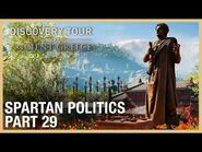 Assassin's Creed Discovery Tour- Spartan Politics - Ep