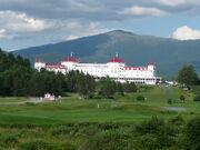 ACB - Mount Washington Hotel in 2008