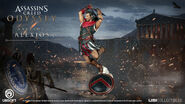 Assassin's Creed Odyssey - Alexios Collectible