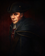 Portrait of Haytham - Concept Art