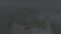 Wymarsz Anglików z Fortu Waszyngton (by Kubar906)