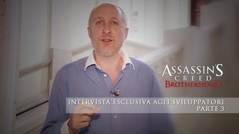 Assassin's Creed Brotherhood - Intervista esclusiva agli sviluppatori - Parte 3