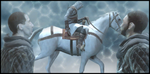 Ukrywanie się na koniu (grafika symbolizująca 2) (AC1) (by Kubar906)