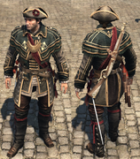 ACRG Officer outfit