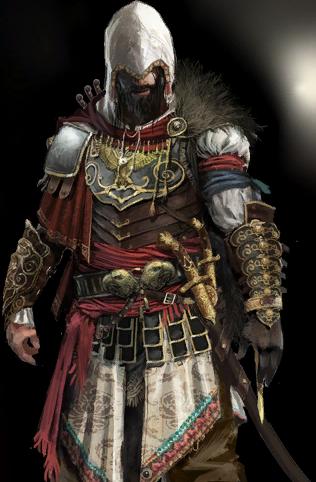 罗马刺客(公元四世纪)