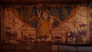 ACV Charlemagne tapestry