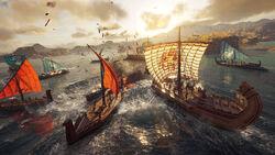 Naval battle - Assassin's Creed Odyssey.jpg