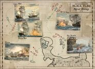 ACIV Black Flag immagine promozionale tattiche navali 6
