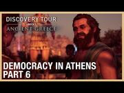 Assassin's Creed Discovery Tour- Democracy in Athens - Ep
